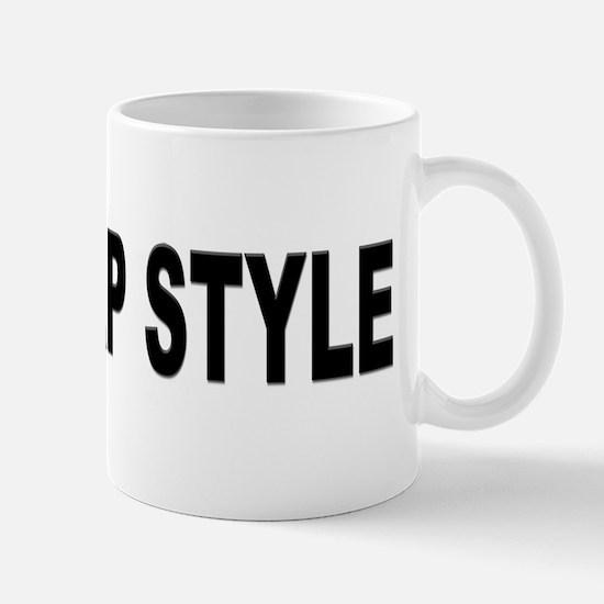 I Do It AP Style Mug
