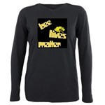 Bee Lives Matter Plus Size Long Sleeve Tee
