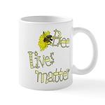 Bee Lives Matter Mug Mugs