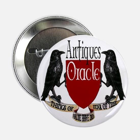 "ANTIQUES ORACLE 2.25"" Button"