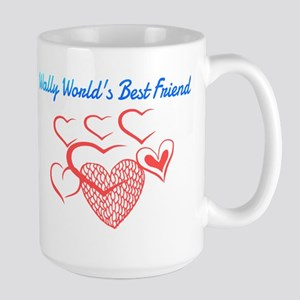 Wally World's Best Friend Mugs