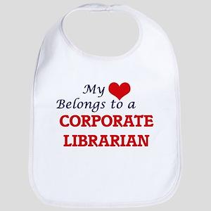 My heart belongs to a Corporate Librarian Bib
