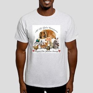 humane2bclock copy T-Shirt