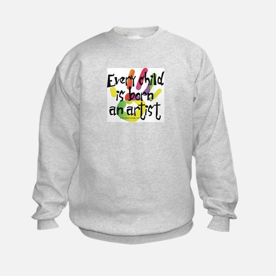 Every Child is an Artist Jumper Sweater