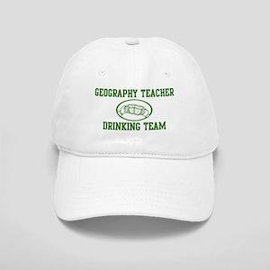 Geography Teacher Drinking Te Cap