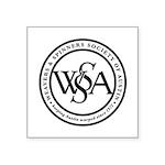 WSSA Seal Sticker
