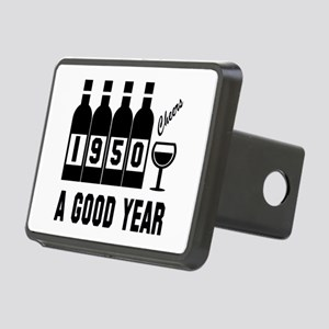 1950 A Good Year, Cheers Rectangular Hitch Cover