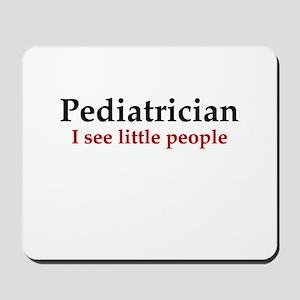 Pediatrician Mousepad
