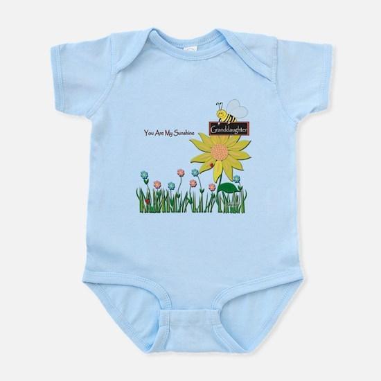 My Sunshine Organic Baby Onsie (Granddaughter) Bod