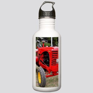 Old red tractor Stainless Water Bottle 1.0L