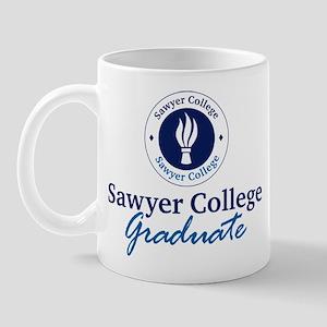 Sawyer College Graduate Mug
