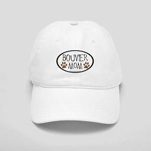 Bouvier Mom Oval Cap