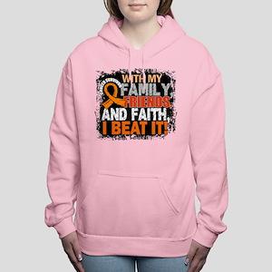 Kidney Cancer Survivor FamilyFriendsFai Sweatshirt
