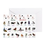 CCC Friends Greeting Cards (Pk of 10)