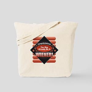 Wiener Tote Bag