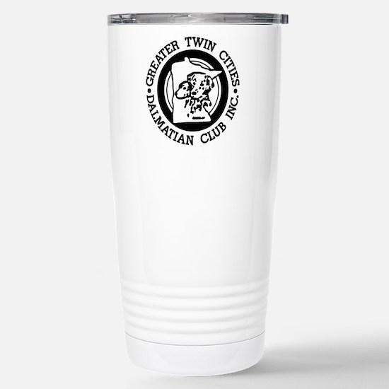 Greater Twin Cities Dalmatian Club Travel Mug