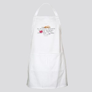 Definition of Art BBQ Apron