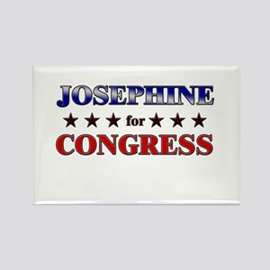 JOSEPHINE for congress Rectangle Magnet