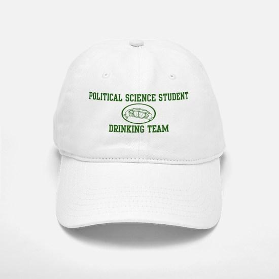 Political Science Student Dri Baseball Baseball Cap