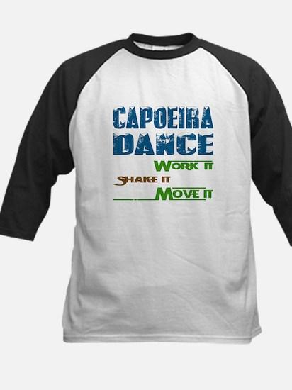 Capoeira dance, Work it,Share it Tee