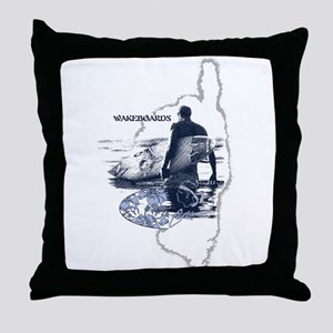 Suf Throw Pillow