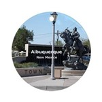 Albuquerque Round Ornament