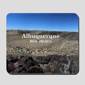 Albuquerque Mousepad