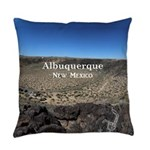 Albuquerque Everyday Pillow