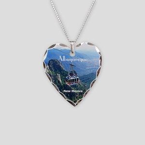 Albuquerque Necklace Heart Charm