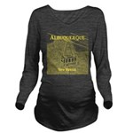 Albuquerque Long Sleeve Maternity T-Shirt