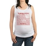 Albuquerque Maternity Tank Top