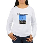 Albuquerque Women's Long Sleeve T-Shirt