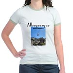 Albuquerque Jr. Ringer T-Shirt