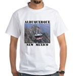 Albuquerque White T-Shirt