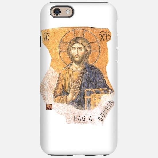 Jesus Hagia Sophia iPhone 6/6s Tough Case