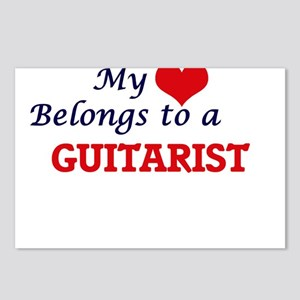 My heart belongs to a Gui Postcards (Package of 8)