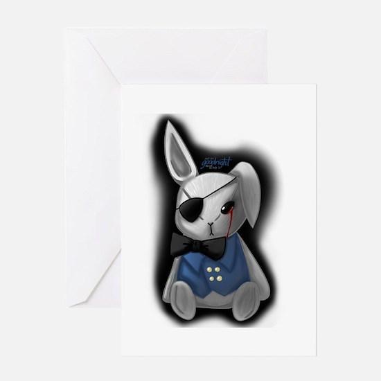 Funtom Bitter Rabbit Greeting Cards
