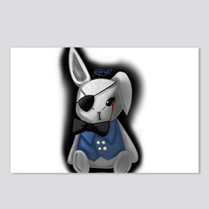 Funtom Bitter Rabbit Postcards (Package of 8)