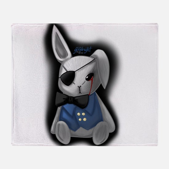Funtom Bitter Rabbit Throw Blanket