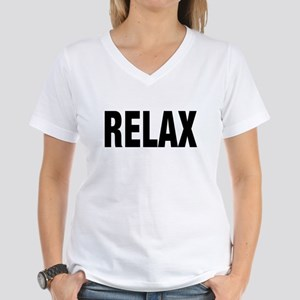 Frankie Says RELAX Retro 80s T-Shirt