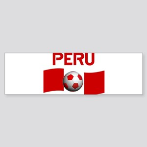 TEAM PERU Bumper Sticker