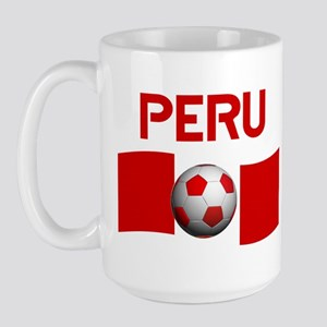 TEAM PERU Large Mug