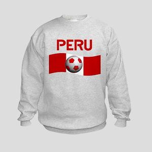 TEAM PERU Kids Sweatshirt