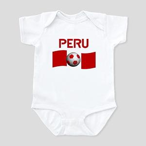 TEAM PERU Infant Bodysuit