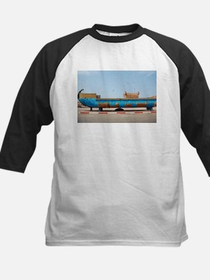 Essaouria boat Baseball Jersey