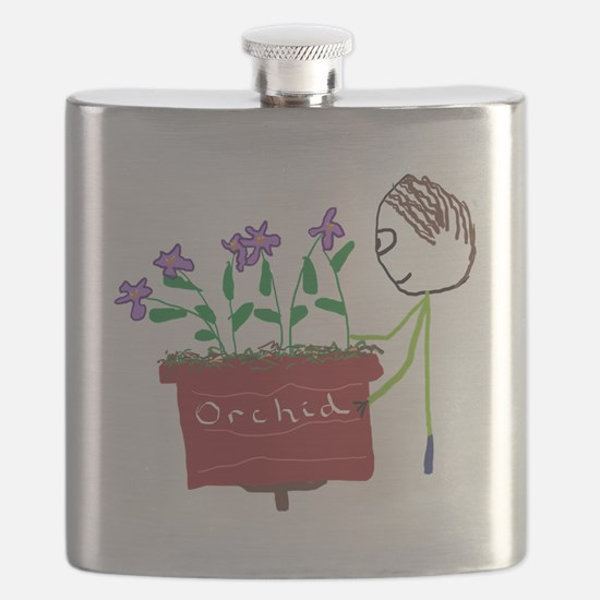 Orchid Growing Flask