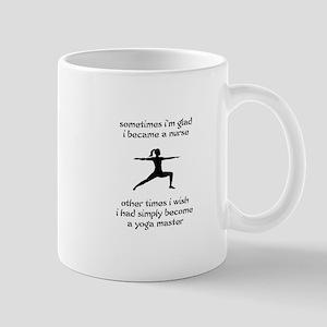 Nursing Yoga Master Mug