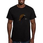 Horseshoe Crab Men's Fitted T-Shirt (dark)