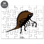 Horseshoe Crab Puzzle