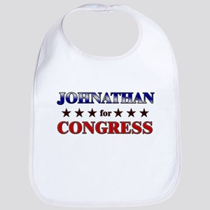 JOHNATHAN for congress Bib